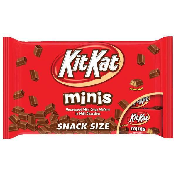 Snack Size Kit Kat Minis