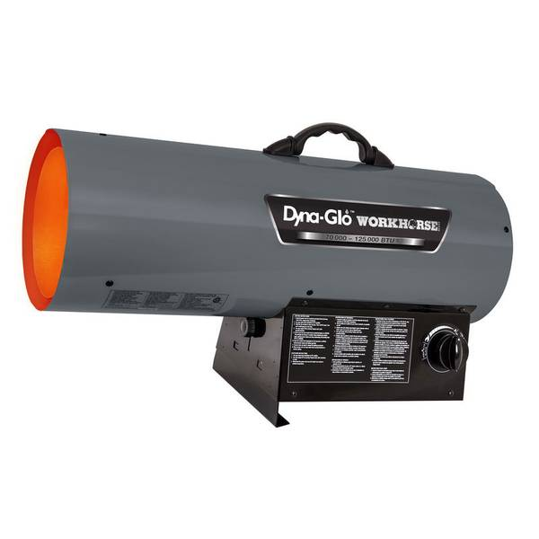 Dyna Glo Workhorse Lp Forced Air Heater