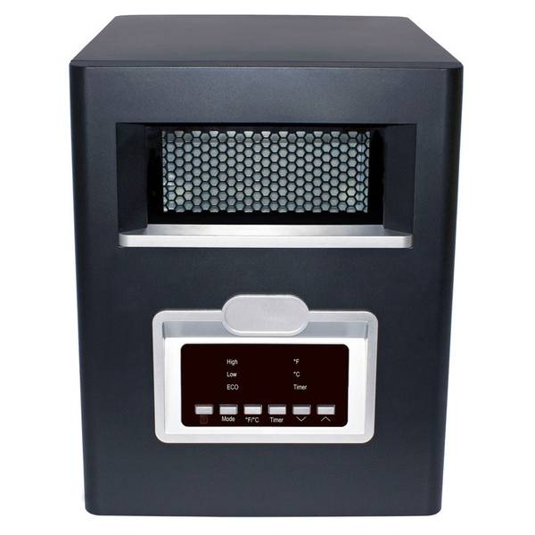 6 Tube Infrared Cabinet Heater