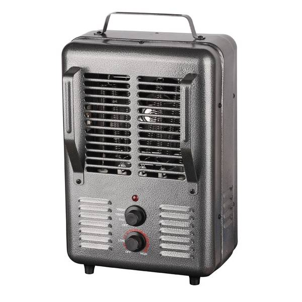 Best Portable Garage Heater : King electric portable milkhouse heater