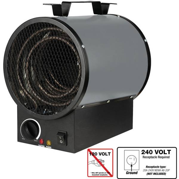 4000 Watt Garage Heater