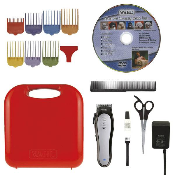 Pro Ion Lithium Cordless Pet Clipper
