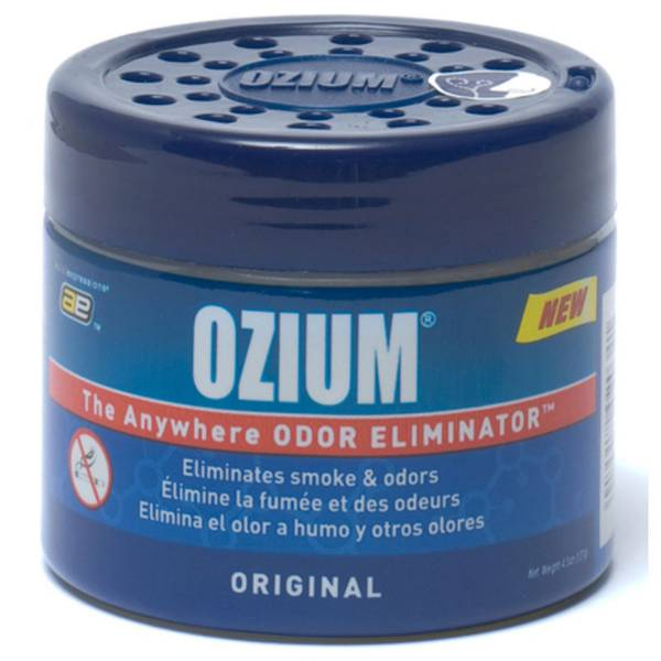 Odor Eliminating Gel
