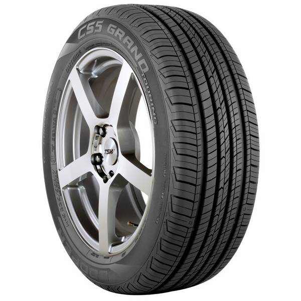 225/65R17 T CS5 TOURING BLK