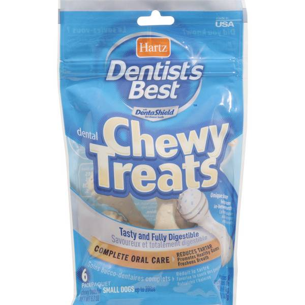 Dentist's Best Chewy Dog Treats