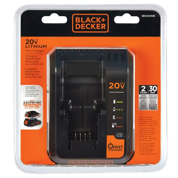 20V Lithium Charger