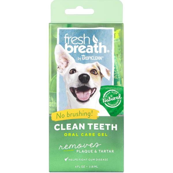 Fresh Breath Pet Clean Teeth Gel