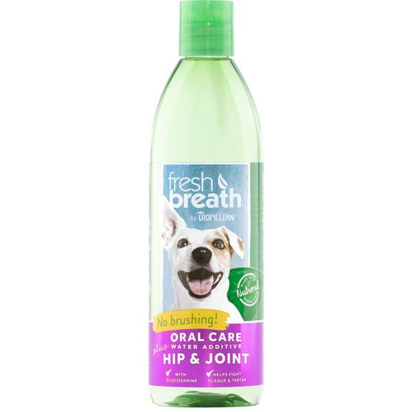 Fresh Breath +Plus Hip & Joint Water Additive