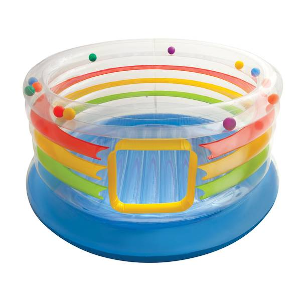 Jump-O-Lene Transparent Ring Bouncer