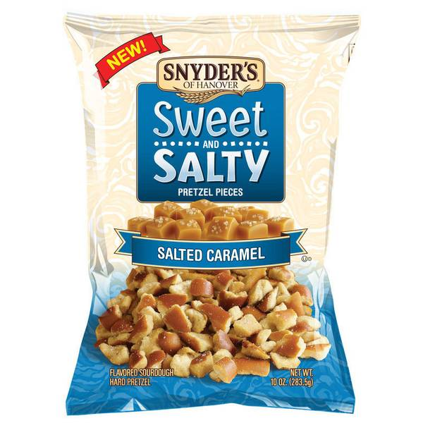 Sweet & Salty Pretzel Pieces