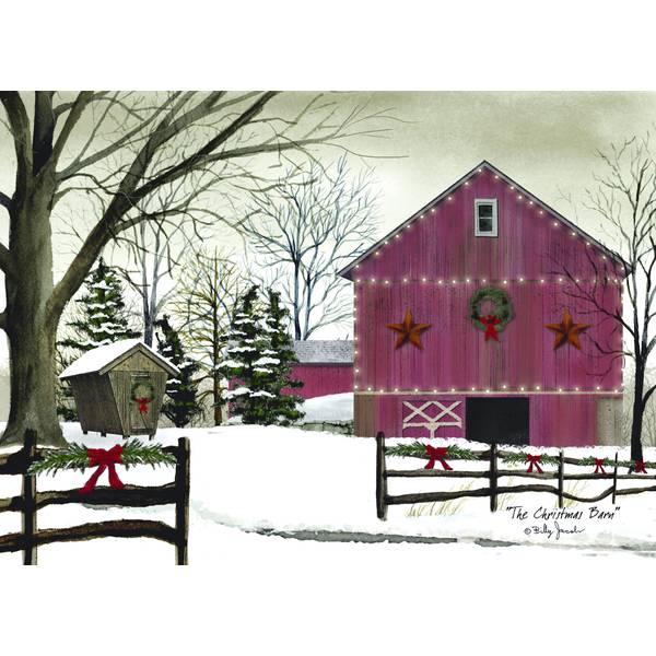 The Christmas Barn Value Cards