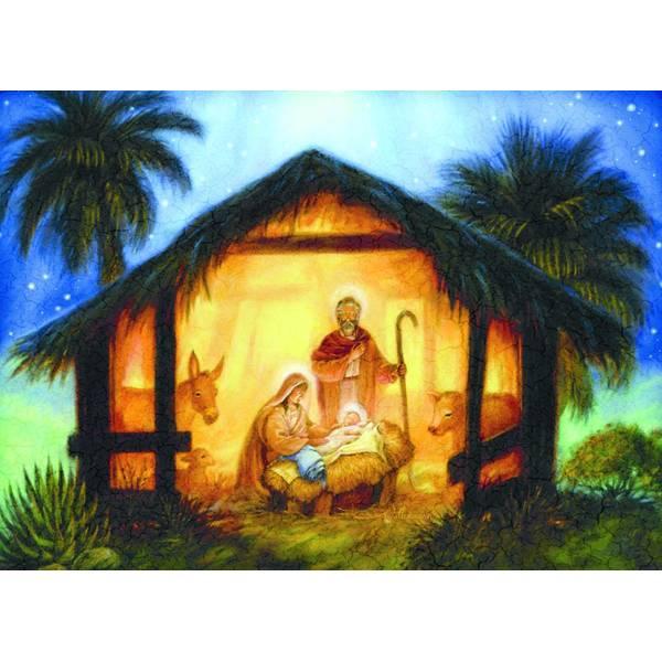 The Nativity Christmas Value Cards