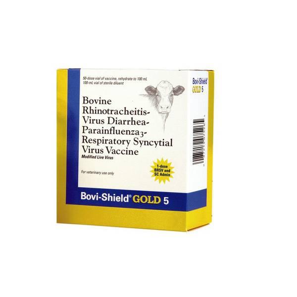 Bovine Rhinotracheitis Virus Diarrhea - Parainfluenza Respiratory Syncytial Virus Vaccine
