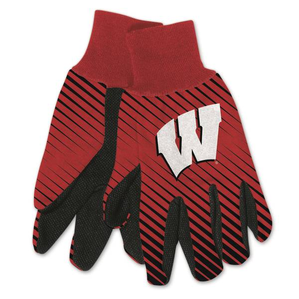 University of Wisconsin Badgers Sport Utility Gloves
