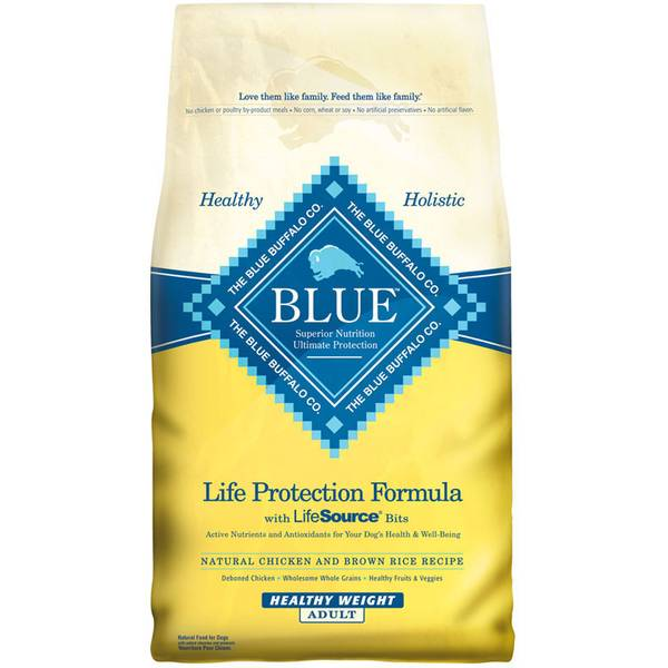 6 lb Healthy Weight Life Protection Formula Adult Dog Food