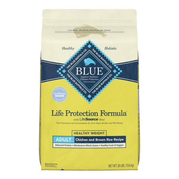 30 lb Healthy Weight Life Protection Formula Adult Dog Food