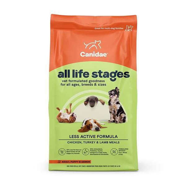 Life Stages Platinum Formula Dog Food