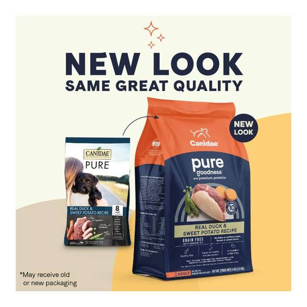 Grain Free Pure Sky Duck Dog Food