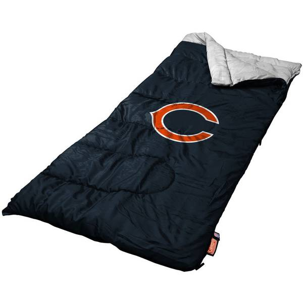 Coleman Nfl Chicago Bears Youth Sleeping Bag At Blain S