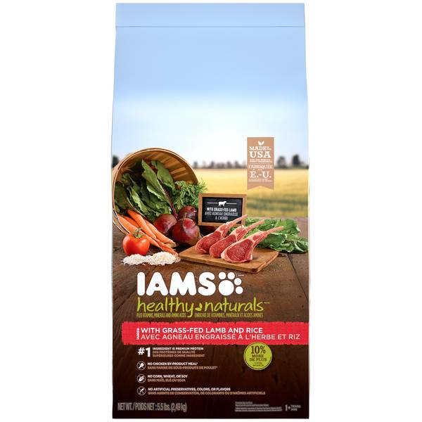 Healthy Naturals Lamb and Rice Dog Food