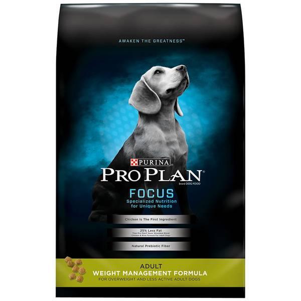 Focus Weight Management Formula Adult Dog Food