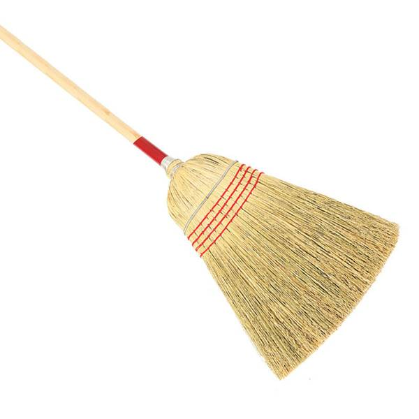 100% Corn Broom