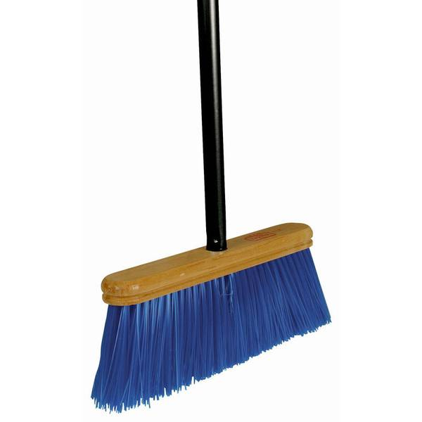 "12"" Rough Upright Broom"