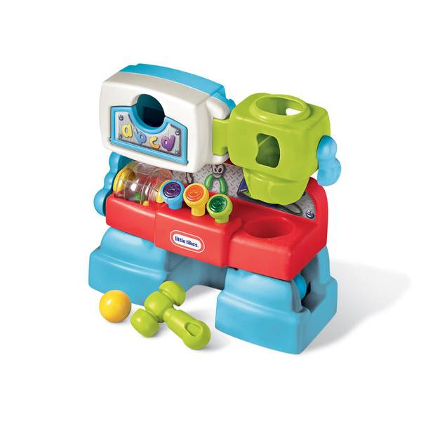 Little tikes discoversounds workshop for Little tikes 2 in 1 buildin to learn motor workshop