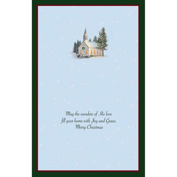 Country Cheer Boxed Christmas Cards