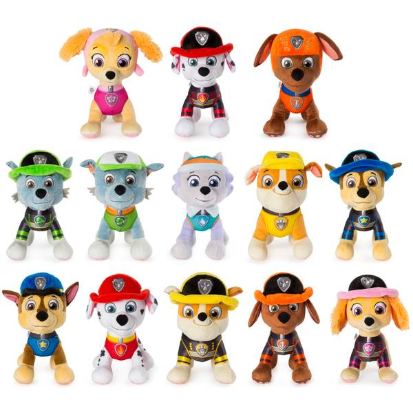 Plush Pup Pals Assortment