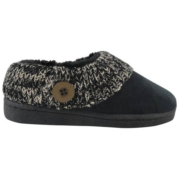 Women's  Micro Suede Slipper