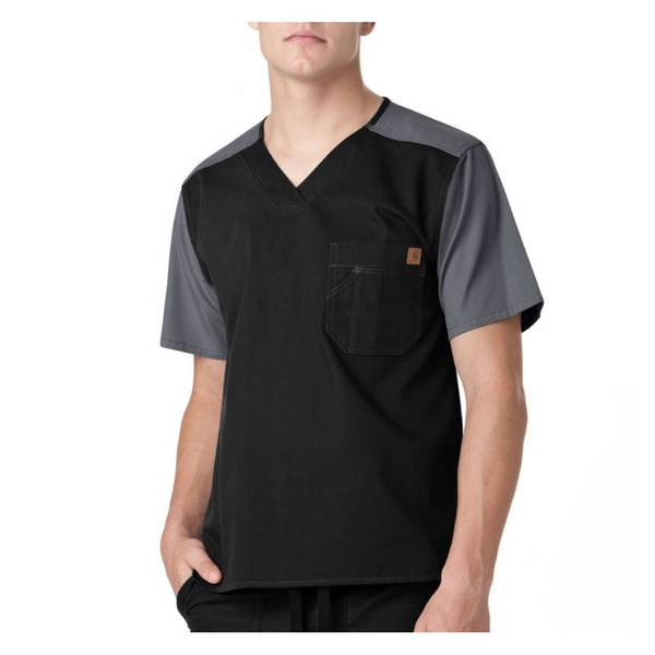 Men's Ripstop Scrubs Top