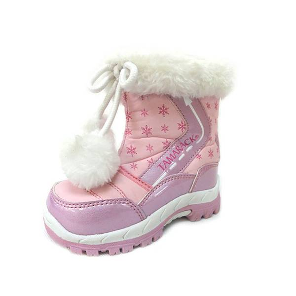 Girls' Miniflake Winter Pac Boot