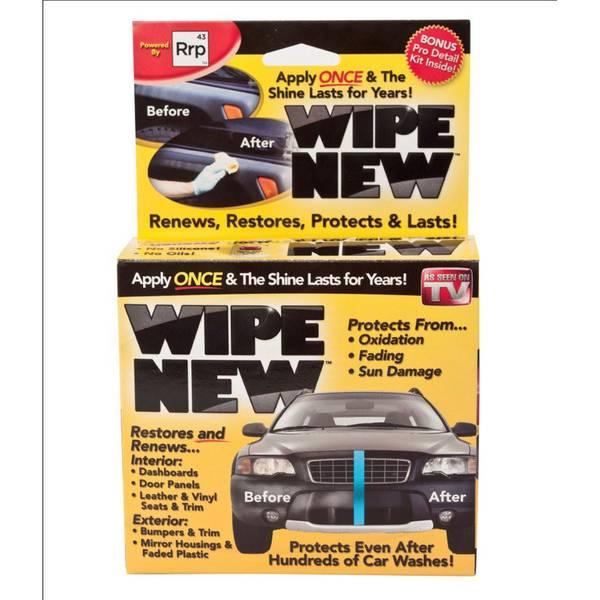 Wipe New Auto Cleaner