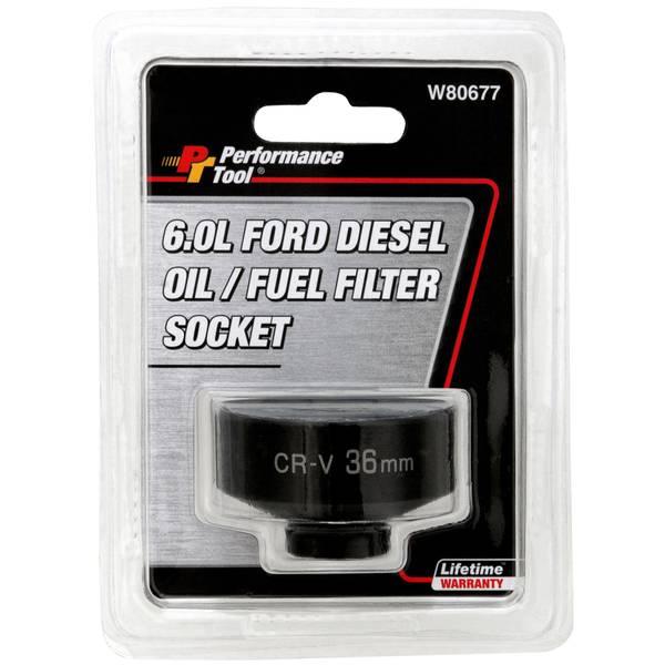 performance tool oil fuel filter socket. Black Bedroom Furniture Sets. Home Design Ideas