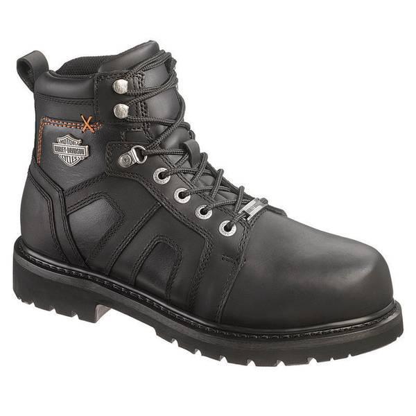 abd804553cd Men's Chad Steel Toe Motorcycle Boot