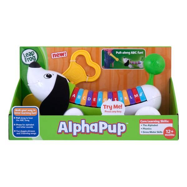 Alpha Pup Toy