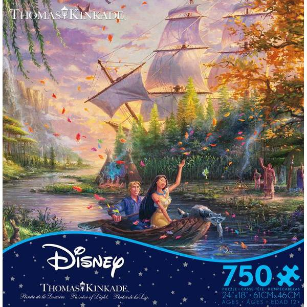 The Disney Dreams Collection Puzzle Assortment