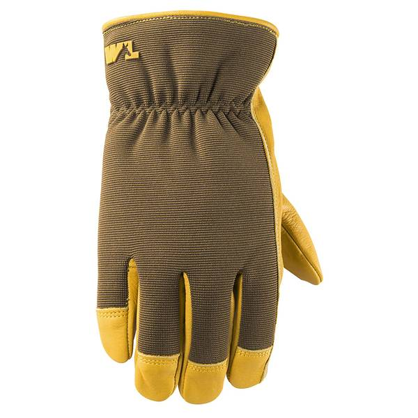 Men's Cowhide Grain Glove
