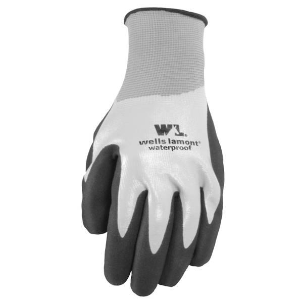 Men's Waterproof Nitrile Glove