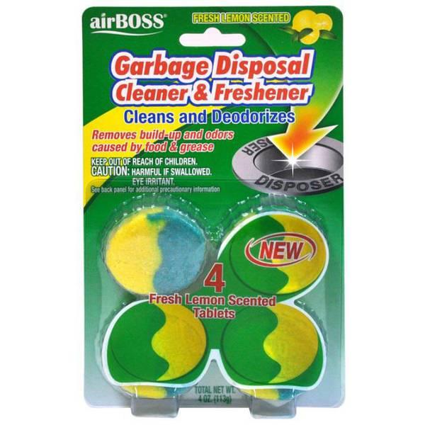 Garbage Disposal Cleaner Tablets