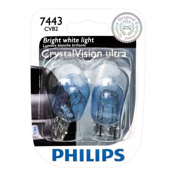 7443CVB2 CrystalVision Signaling Mini Light Bulbs