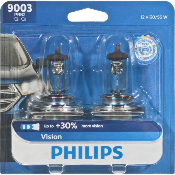 9003 Vision Headlight (Twin Pack)