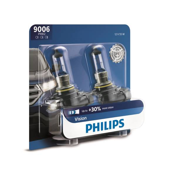 9006 Vision Headlight (Twin Pack)