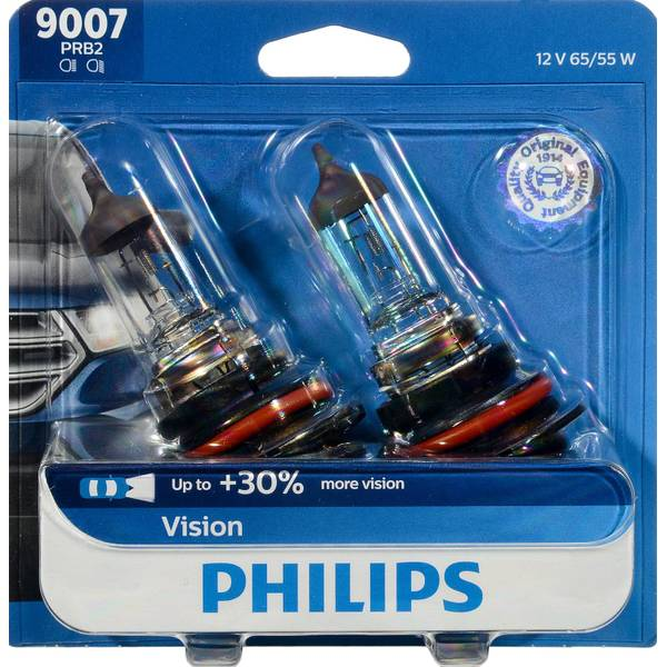 9007 Vision Headlight (Twin Pack)