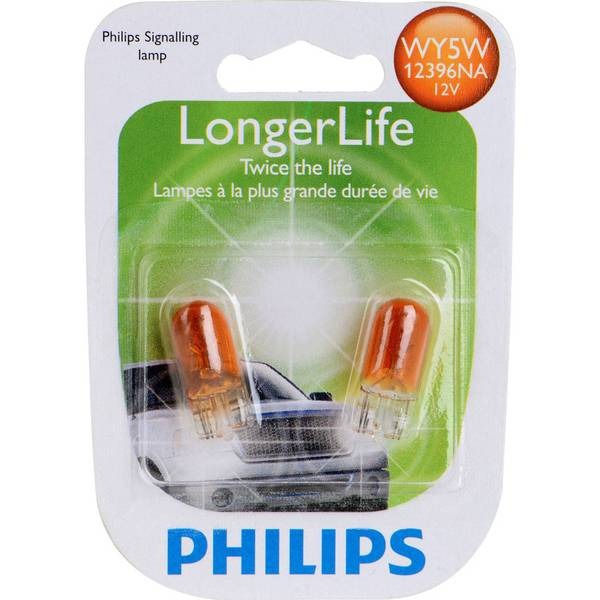 WY5W LongerLife Signaling Mini Light Bulbs