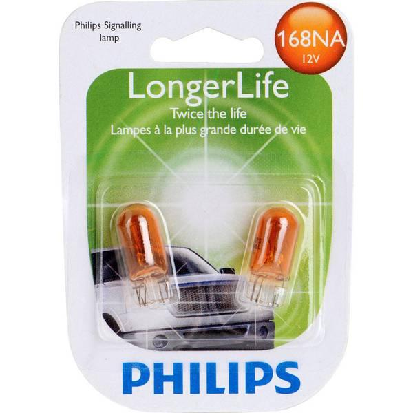 168NA LongerLife Signaling Mini Light Bulbs