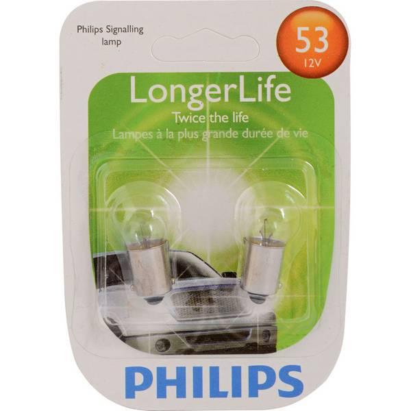 53 LongerLife Signaling Mini Light Bulbs