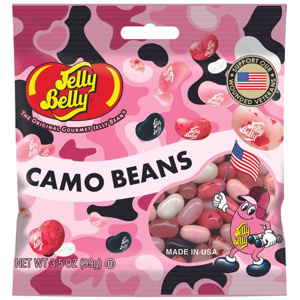 Pink Camo Jelly Bean Mix