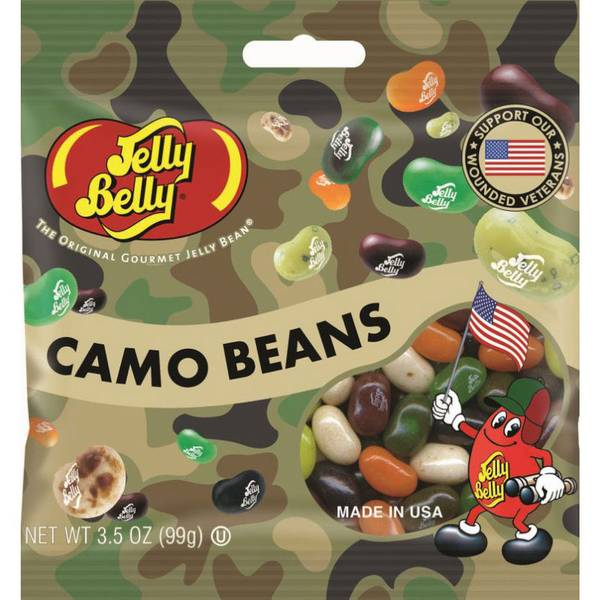 Camo Jelly Bean Mix